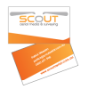 Scout bcard graphic